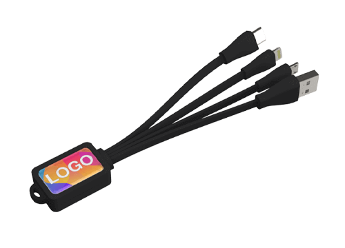 Multi - Branded Octopus USB Cable