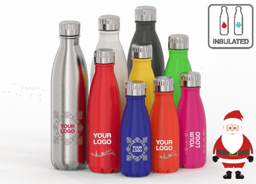 Nova Christmas - Personalised Water Bottles