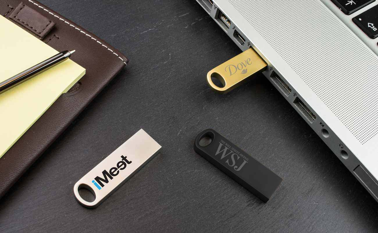 Focus - Personalised USB