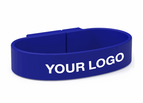Lizzard - Branded USB Wristband