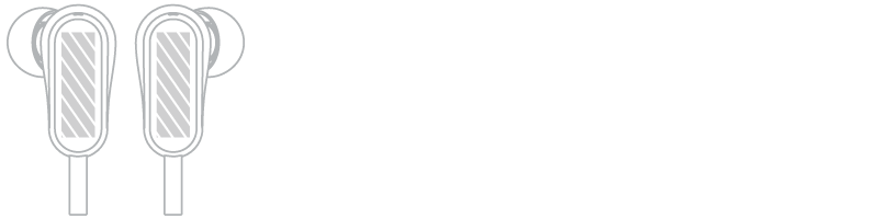 Bluetooth® Earphones Screen Printing