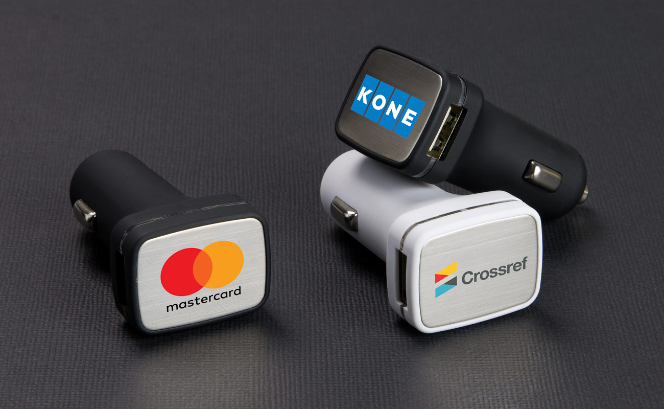 Zip - Branded Car Charger